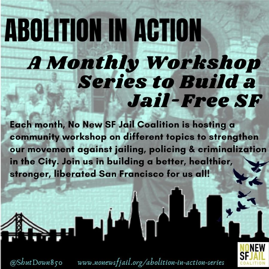 Abolition in Action Series Flyer