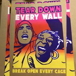 tear down every wall